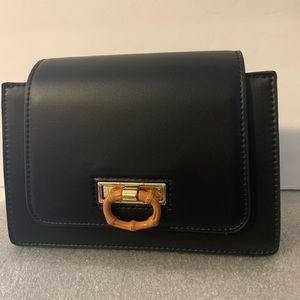 [Melie Bianco] Robin Black Shoulder Bag